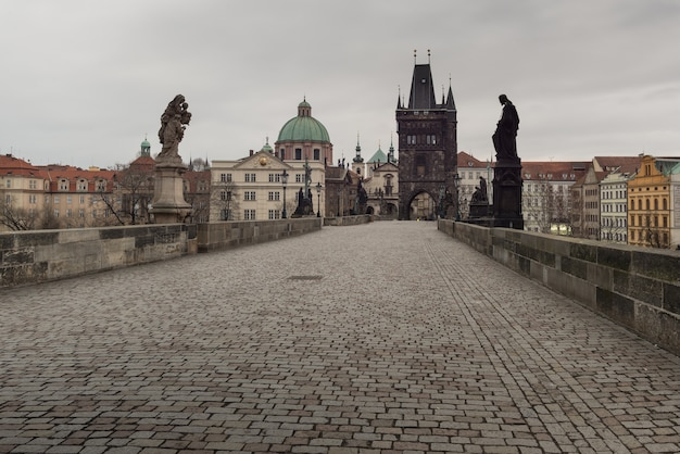 Stad praag tsjechische republiek