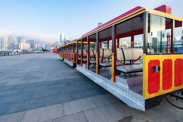Stad sightseeing bus