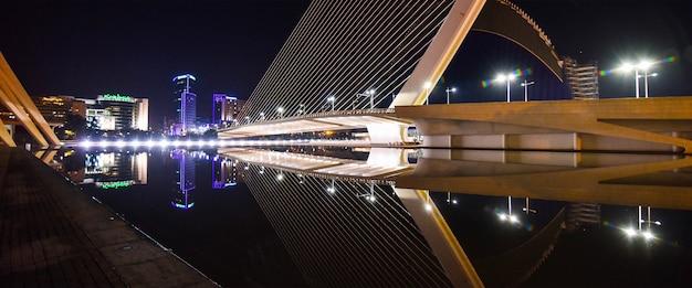 Stad van kunsten en wetenschappen, valencia, spanje.