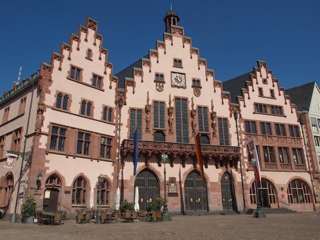Stadhuis van frankfurt