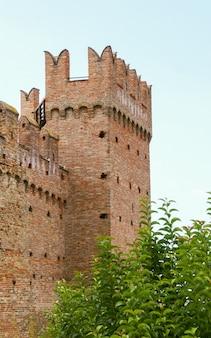 Stadsmuren van gradara