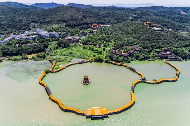Stadspark in china