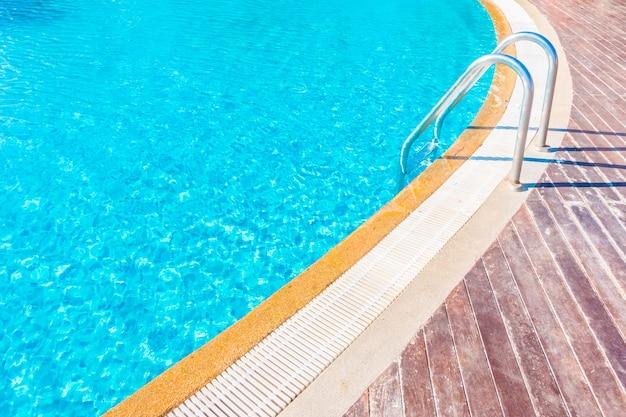Stair zwembad