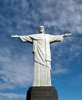 Standbeeld van christus de verlosser