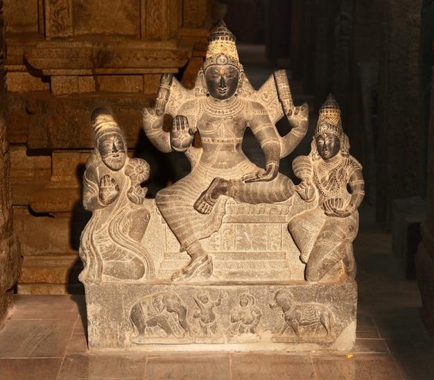 Standbeeld van shiva
