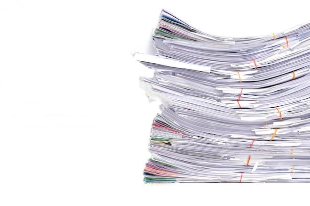 Stapel documenten
