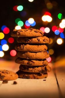 Stapel koekjes