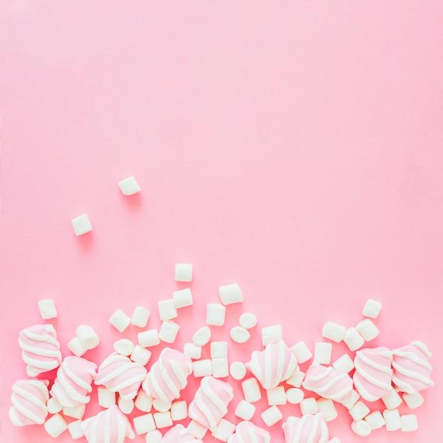 Stapel marshmallows