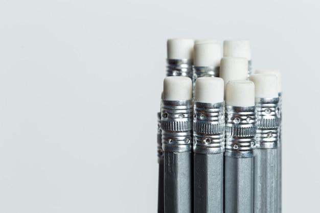 Stapel potloden