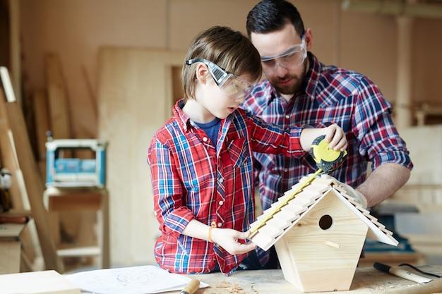 Starling-huis maken