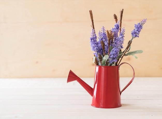 Statice en caspia bloemen