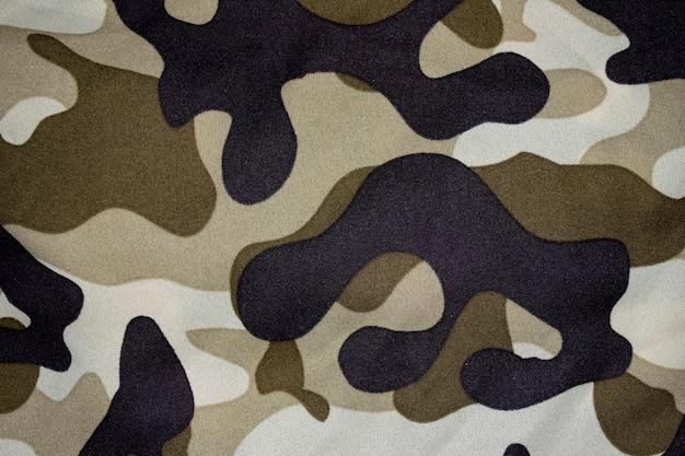 Stedelijke camouflage modern modeontwerp legeruniform print op canvas