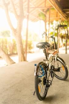 Stedelijke fietser