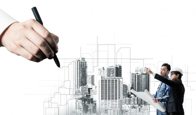 Stedenbouwkundige planning en vastgoedontwikkeling.