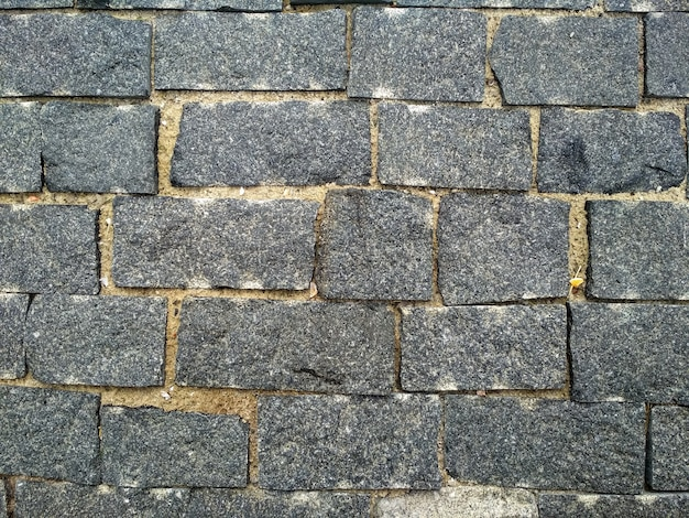 Steen. bakstenen muur textuur