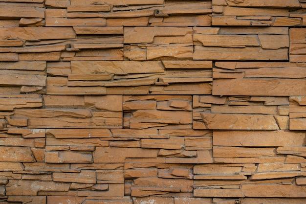 Steenmuur als achtergrond en textuur