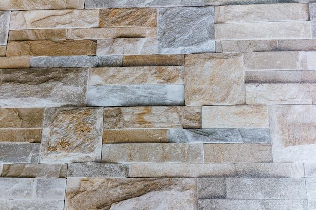 Stenen blokvloer. textuur achtergrond