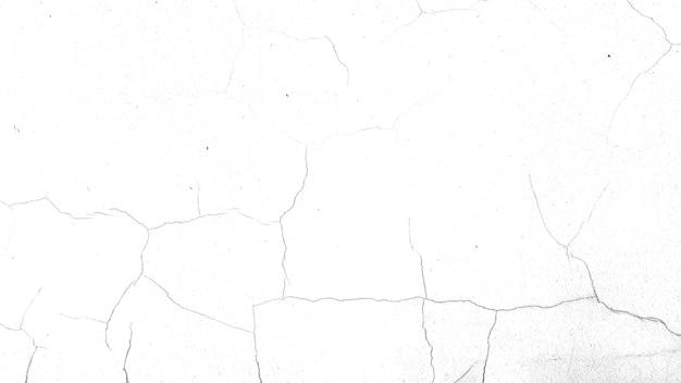 Stenen muur met een barst. zwart-witte textuur voor ontwerp