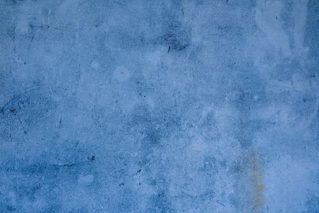 Stenen muur met oude blauwe verf. hoge kwaliteit foto