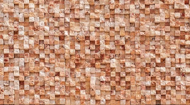 Stenen muur oppervlak