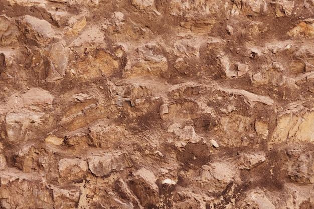 Stenentextuur en achtergrond. rock textuur