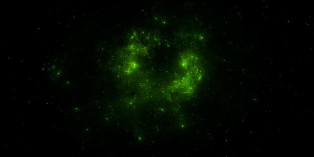 Ster veld achtergrond. sterrenhemel achtergrond