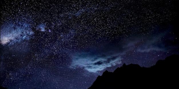 Sterren donker lucht prachtig prachtig