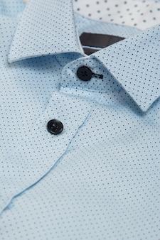 Stijlvol blauw shirt