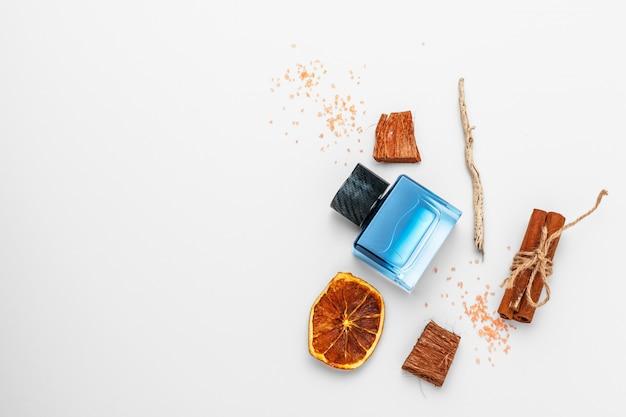 Stijlvolle fles franse parfum