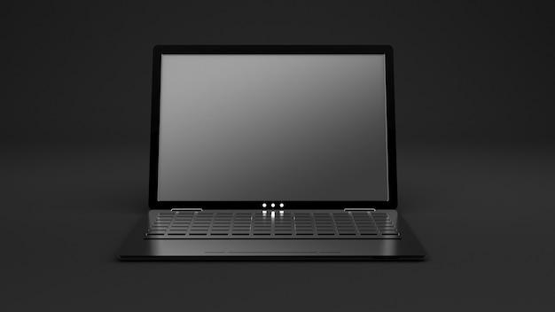 Stijlvolle, moderne en dunne laptop