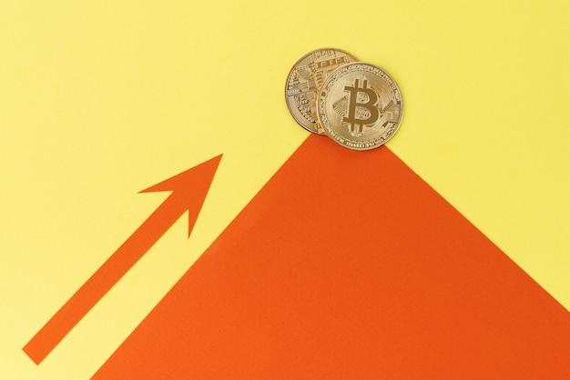 Stilleven cryptocurrency arrangement