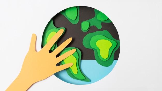 Stilleven duurzame levensstijl samenstelling