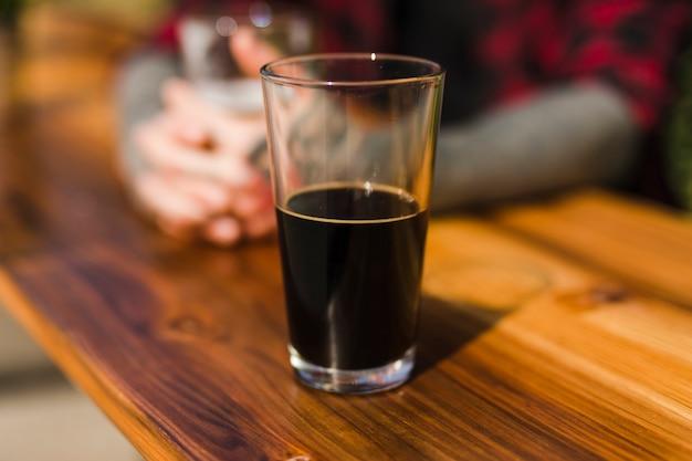 Stilleven met ambachtelijke bier concept