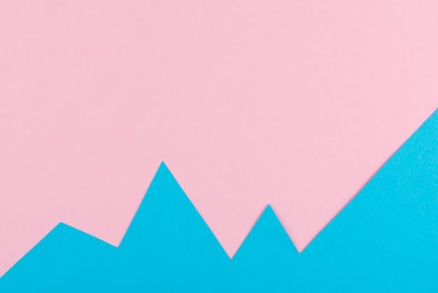 Stilleven papier grafische compositie