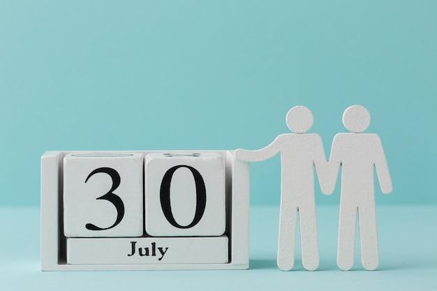 Stillevenregeling voor vriendschapsdag