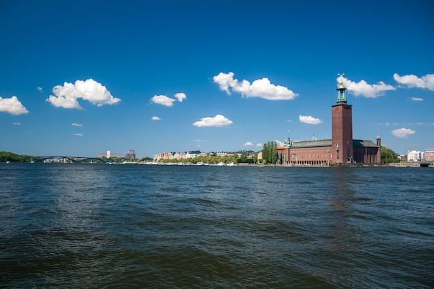 Stockholm stad in zweden.
