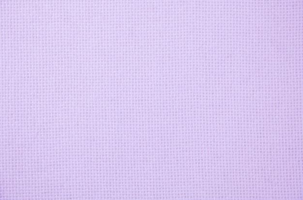 Stof textuur close-up. natuurlijke stof. roze achtergrond.