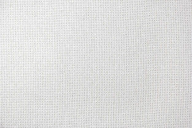 Stof textuur close-up. natuurlijke stof. witte achtergrond.