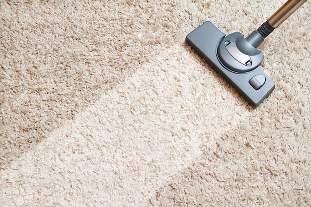 Stofzuiger voor tapijtreiniging