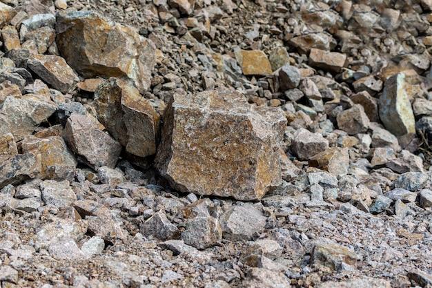 Stone rock textuur achtergrond.