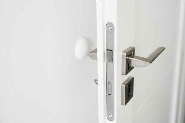 Stop voor deurklink aan de muur ter bescherming tegen beschadiging