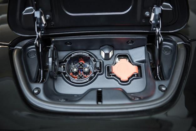 Stopcontact voor elektrische auto