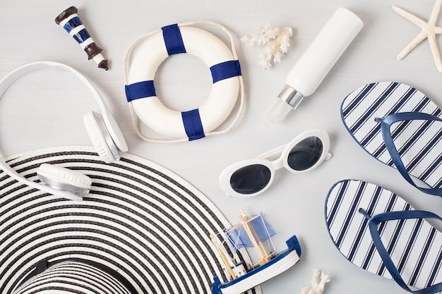 Strand, platteland, casual stedelijke accessoires