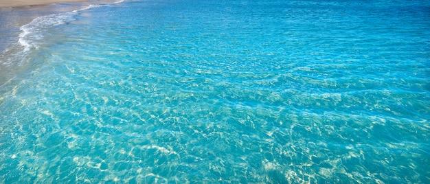 Strand van ametlla de mar cala sant jordi