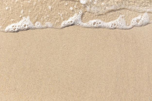 Strand zand achtergrondstructuur. nat zandstrand