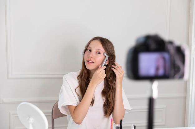 Streaming youtube make-up artiest freelancer