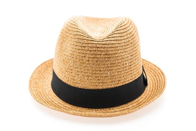 Stro cowboy vintage bruine zomer