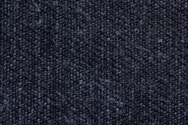 Structuur jute clean kledingstuk kleur