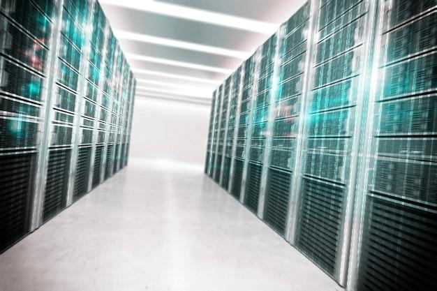 Structuur van virtuele ruimte die gegevens verzamelt
