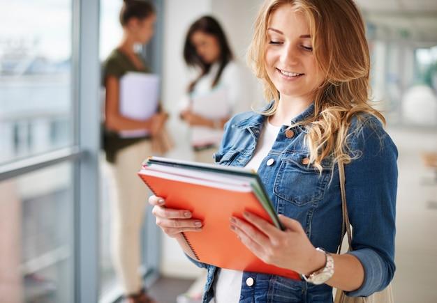 Studentenleven op de campus